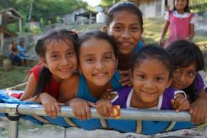 Mayan Children