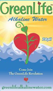 GreenLife Alkaline Water