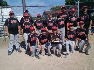 11u Stallions Baseball Team Antigo