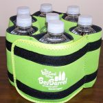 Lime Green Bev Barrel