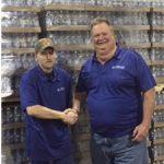 James Livermore, Production Supervisor (L), Greg Strayer, President (R)