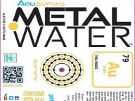 Aquaurum Metal Water