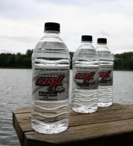 BadgerMax Bottled Water